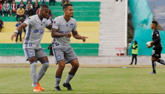 Emelec ganó 2-1 a América de Quito con dos goles de penal por la Serie A de Ecuador. (Foto: AFP)