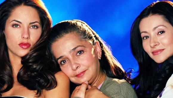 Si mencionamos a una mamá de telenovela que sufrió a causa de su hija, doña Refugio, de Rubí, es quien no pudo con el gran dolor que le causó (Foto: Televisa)