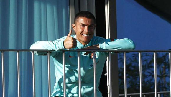 Cristiano Ronaldo aclaró que sí cumplió con todos los protocolos para volver a Italia. (Foto: EFE)