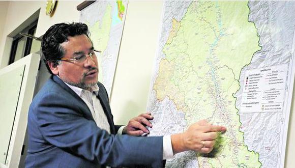 El objetivo de largo plazo de la estrategia en el Vraem es atender a distritos donde, si bien hay hoja de coca, la situación aún permite buscar el desarrollo alternativo (Foto: Devida)