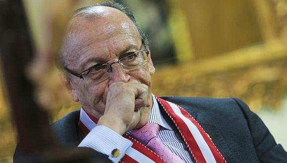 Ministerio Público cesa por límite de edad a Peláez Bardales