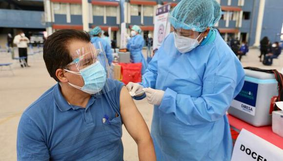 La vacuna de de la farmacéutica Janssen es la cuarta en ser autorizada para ser usada en el Perú, luego de Pfizer, Sinopharm y AstraZeneca. (Foto: Minsa)