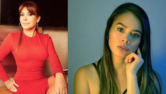 Magaly Medina le responde a Jossmery Toledo por decir que le han ofrecido postular a la alcaldía de SJL. (Foto: Instagram)