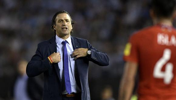 Juan Antonio Pizzi es una posibilidad para dirigir Colombia. (Foto: Agencias)