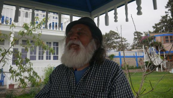 Manuel Luna falleció a los 75 años. Fue un hombre de teatro e infatigable promotor cultural cusqueño. (Foto: Jorge Esquiroz)