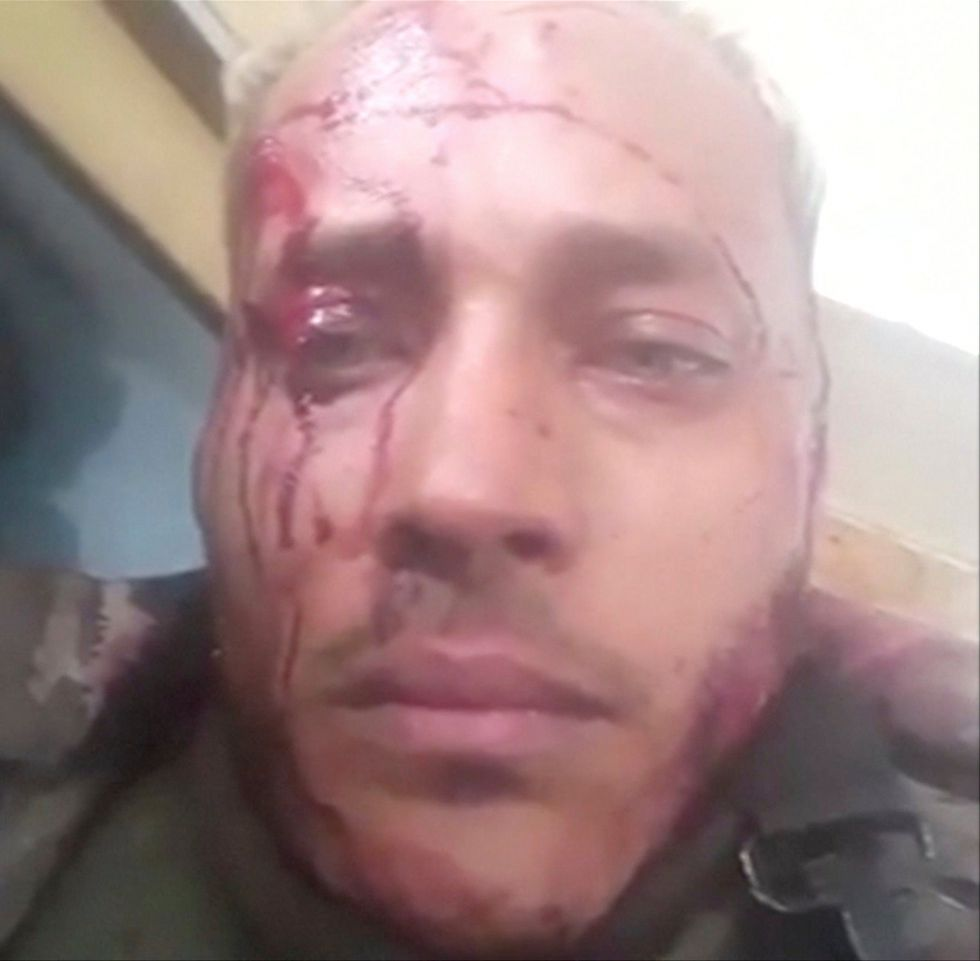 Oscar Pérez difundió videos en Instagram y Twitter del operativo en el que fue abatido. (Reuters).