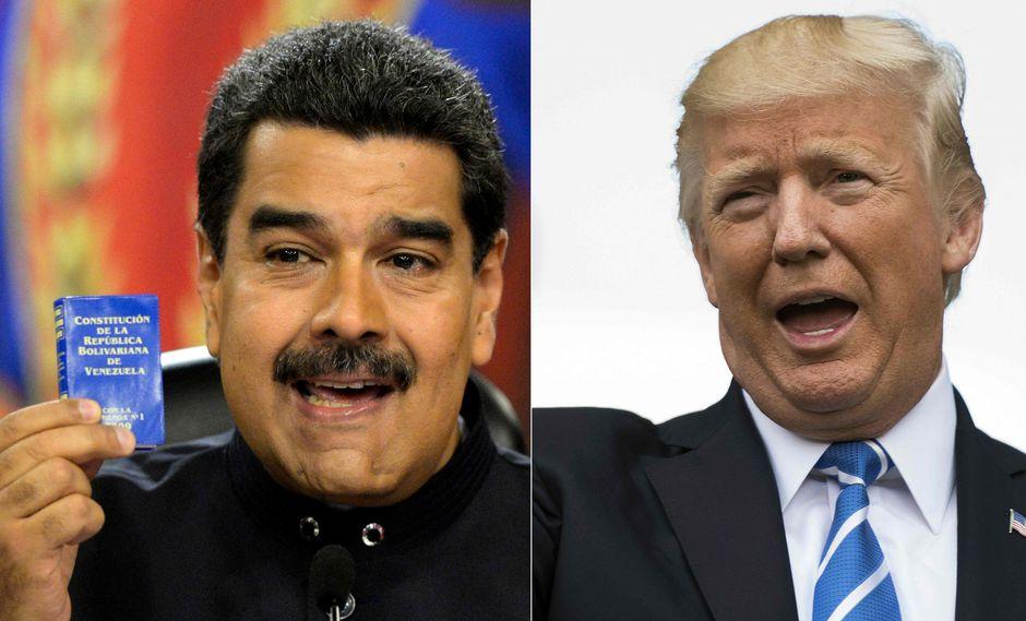 """Estados Unidos amenaza con """"rápidas medidas"""" tras elección en Venezuela. (AFP)."""