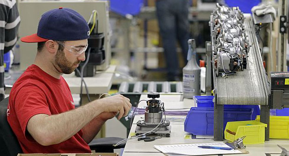 Estados Unidos creció 1,4% en el último trimestre del 2015