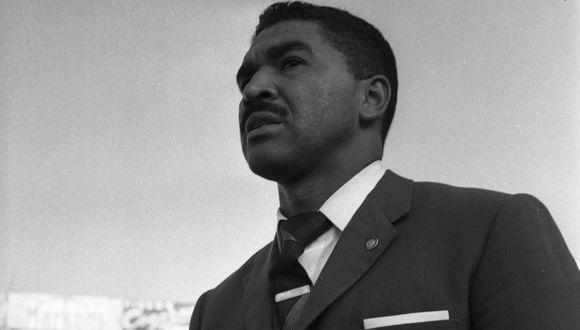 7 DE MAYO DE 1961. MARCOS CALDERON. FOTO: Archivo Histórico El Comercio.