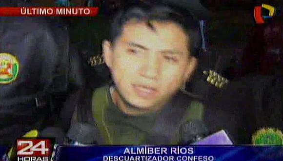 Descuartizador de Ate confesó el crimen del mozo [VIDEO]