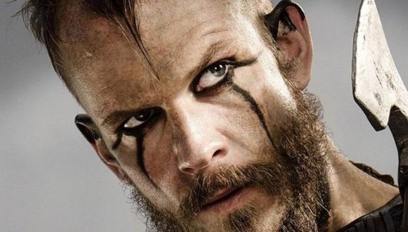 """Gustaf Skarsgård interpretó a Floki en las seis temporadas de """"Vikings"""" (Foto: History)"""