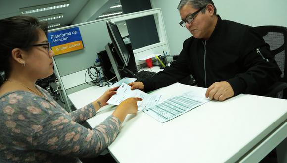 La Caja Paita indicó que, a raíz de las declaraciones del congresista Luna, sus clientes comenzaron a retirar sus ahorros. (Foto: Diana Chávez | GEC)