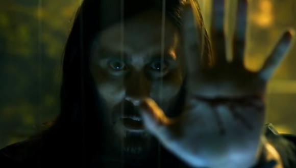 """""""Morbius"""", la película del famoso villano de Spider-Man que protagoniza Jared Leto, se aplaza hasta octubre. (Foto: Captura de video)"""
