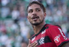 Paolo Guerrero: Flamengo confirmó habilitación del peruano tras recibir documento del TAS