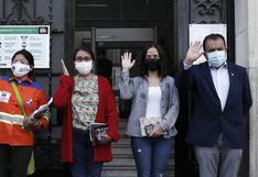 """Juntos por el Perú tras reunión con primera ministra, Mirtha Vásquez: """"Nuestra bancada respalda a este Gabinete"""""""