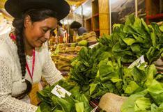 Mistura 2017: más de 300 productores participarán en El Gran Mercado