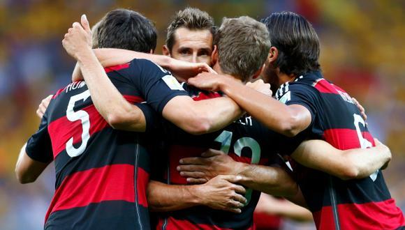 Miroslav Klose es el goleador histórico de los mundiales