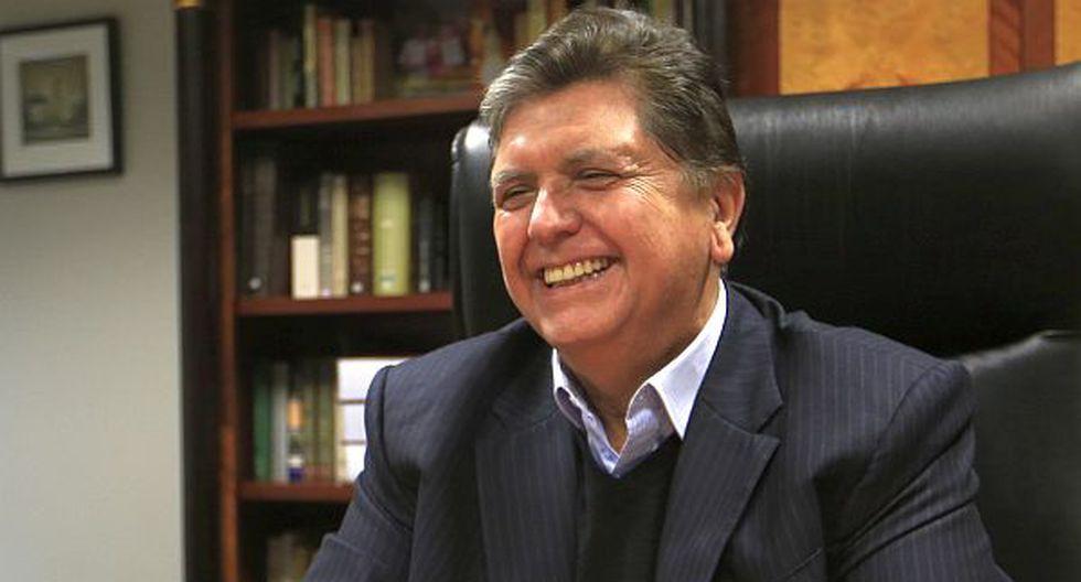 Fallo a favor de Alan García contra megacomisión fue ratificado