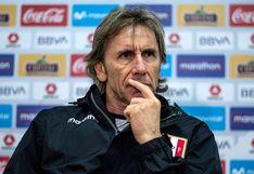 "Ricardo Gareca sobre cancelación de partido contra Chile: ""Era importante, pero creo que esto que ha pasado no va a cambiar nada"""