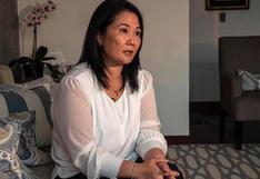 Keiko Fujimori y un fact checking a sus declaraciones sobre las condenas de su padre