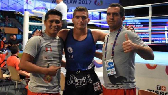 Mazzetti, de 19 años, ganó la segunda medalla para el Perú en los World Games. (Foto: Getty)