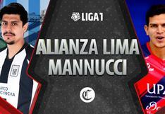 Alianza Lima vs. Mannucci EN VIVO: ¿A qué hora y cómo ver EN DIRECTO el choque por la fase 2 de la Liga 1?