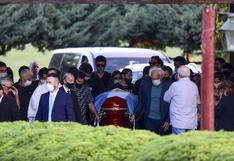 Las mejores fotografías del entierro de Diego Armando Maradona en Buenos Aires | FOTOS