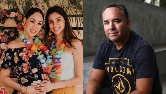 Hija mayor de Melissa Loza envía mensaje a Roberto Martínez al no poder verlo en tiempos de pandemia. (Foto: @mlozaperu/GEC)