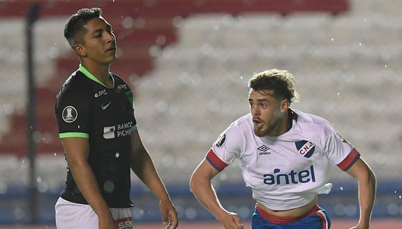Alianza Lima no gana partido alguno en Libertadores desde 2012. (Foto: EFE / Sandro Pereyra)