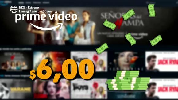 Cinescape: find out how much it would cost you to enjoy all streaming services (01/25/20)