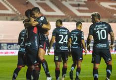 Chivas Guadalajara cayó 3-1 ante Atlético San Luis en partido por Liga MX