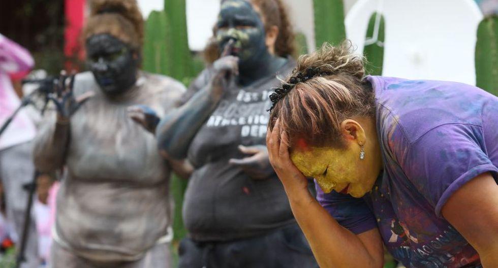 #NiUnaMenos: la emotiva manifestación de presas de Santa Mónica - 9