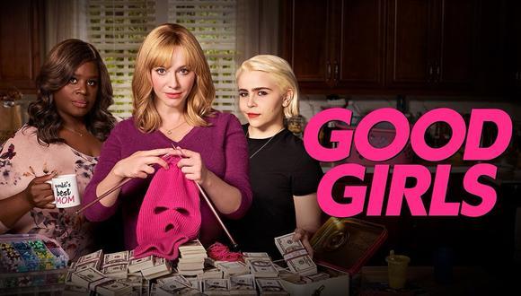 """De 11 capítulos, la tercera temporada de """"Good Girls"""" fue estrenada en Estados Unidos en febrero pasado y llegó en julio a Netflix (Foto: NBC)"""