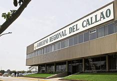 Callao: incendio se registra en el archivo del Gobierno Regional