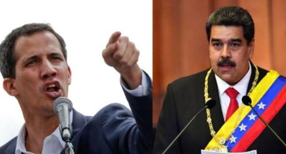 Venezuela | Juan Guaidó: Nicolás Maduro hizo prueba del polígrafo a cúpula militar para comprobar su lealtad. (AFP)