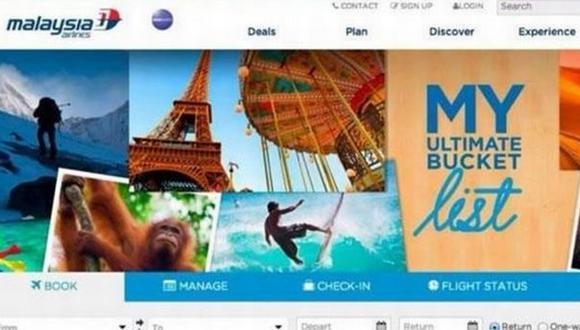 """¡Increíble! Malaysia Airlines pide """"Un deseo antes de morir"""""""