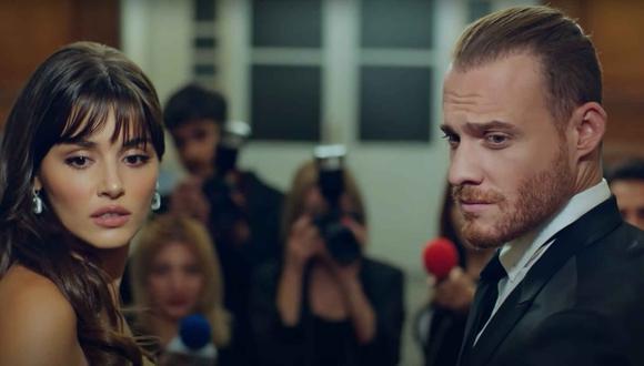 """""""Love Is In the Air"""" regresó con su segunda temporada que se estrenó el 9 de junio de 2021 en Turquía. (Foto: MF Yapım)"""