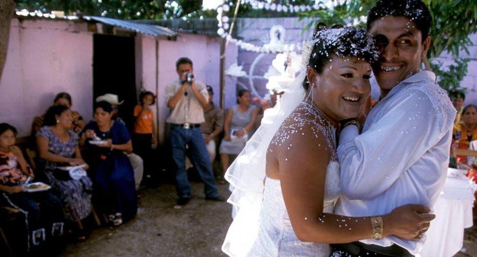 Muxes, los indígenas transgénero de México. Foto: AFP