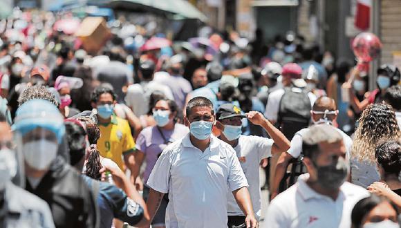De acuerdo al informe, Lima Este, que incluye a los distritos de Ate, El Agustino, Santa Anita, entre otros; fue el área más afectada en la capital por la variante de Manaos. (Foto: GEC)
