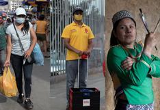 Esperanza para combatir la crisis: tres historias que le hacen frente a la pandemia desde la unión, solidaridad y resiliencia