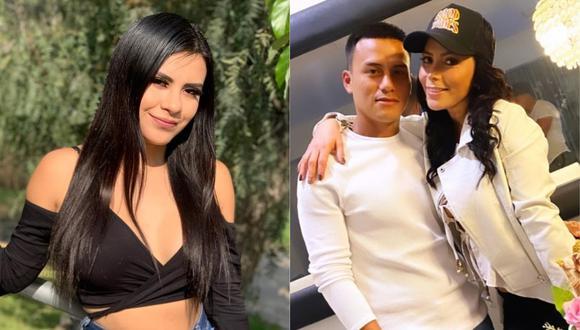 Thamara Gómez negó que haya interferido en la relación de Milena Zárate y Augusto Barrera. (Foto: @thamaragomez/@milenazaratedmk)