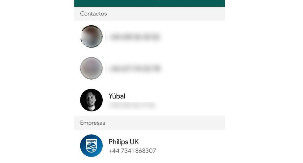 Una de las cosas que muchos esperaban. WhatsApp ya te dice si bloqueaste o no a alguien. (Foto: WhatsApp)