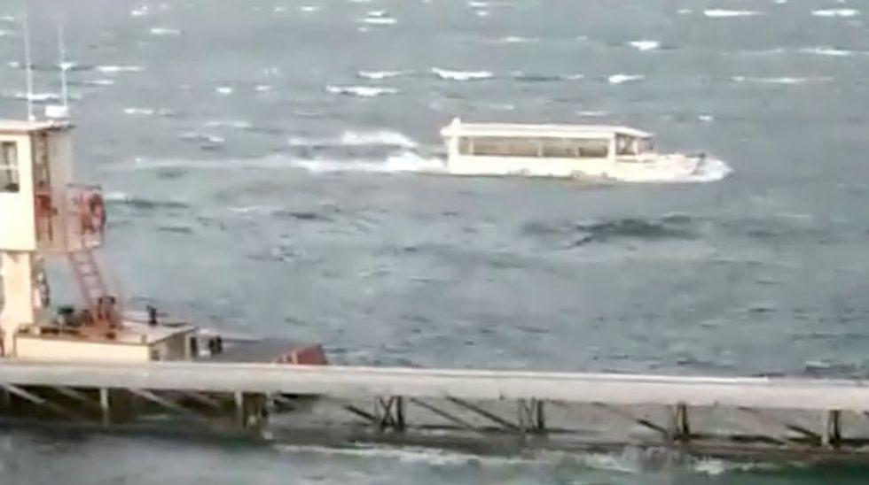 EE.UU.: Naufragio de barco para turistas dejó al menos 17 muertos (Foto: Reuters)