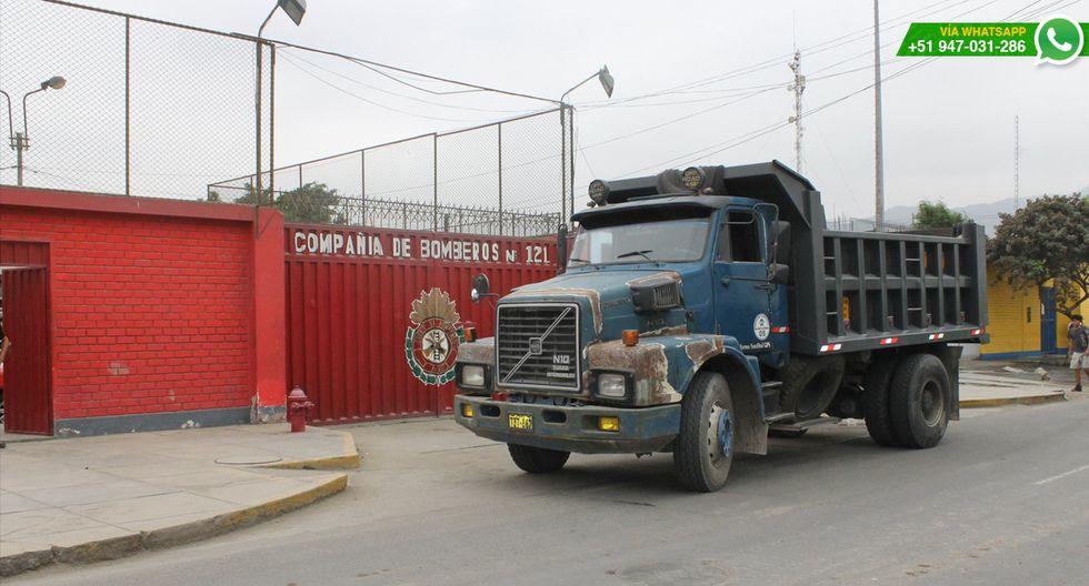 WhatsApp: evento en Barranca obstruye estación de bomberos  - 6