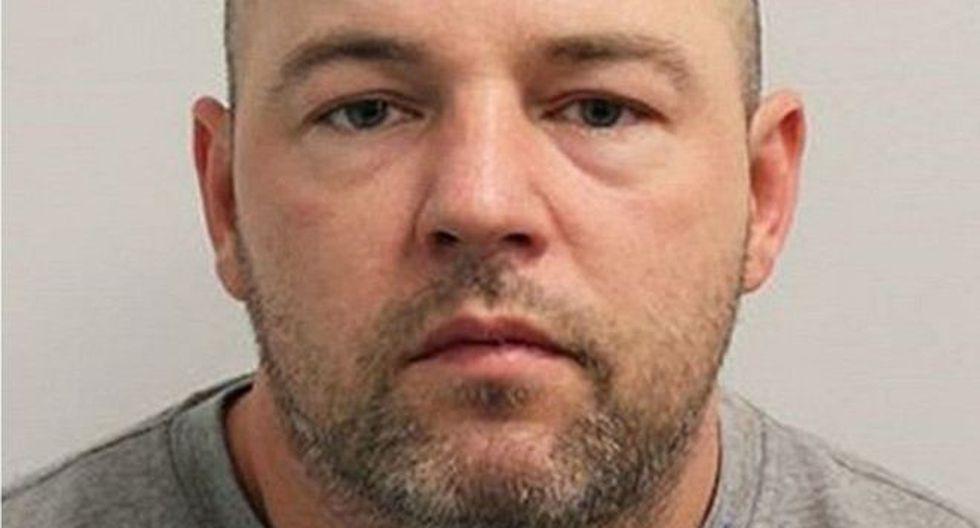 El violador en serie Joseph McCann fue condenado a 33 cadenas perpetuas por un tribunal de Londres. Inglaterra. (Metropolitan Police).