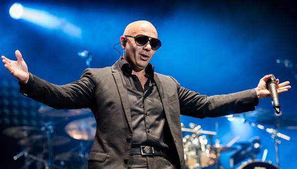 Pitbull será el anfitrión de los American Music Awards 2014
