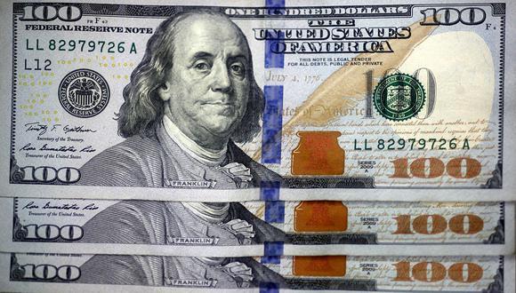 El dólar se negociaba en 19,8 pesos en el mercado de México este viernes. (Foto: GEC)
