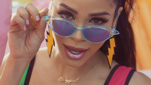 """Natti Natasha compartió el sensual videoclip de """"Oh Daddy"""". (Foto: Captura de video)"""