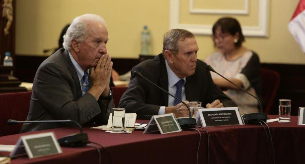 Poder Judicial dicta impedimento de salida para el país contra José Graña y Hernando Graña (Foto: GEC)