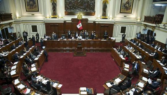 Por unanimidad, el pleno del Congreso acordó solicitar al presidente Martín Vizcarra que pida al Reino de España que expulse a César Hinostroza. (Foto: El Comercio)